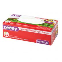 Zooby Cherry Flavored Nitrile Gloves
