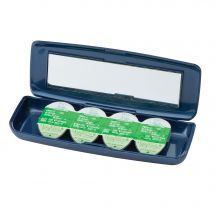 Navy Daily Contact Lens Cases