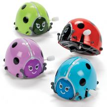 Wind-Up Ladybugs