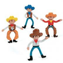 Bendable Cowboys