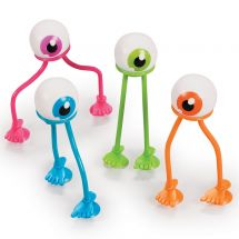 Bendable Eye Characters