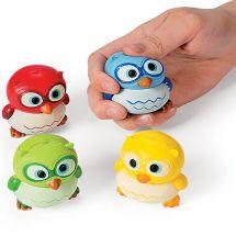 Owl Stress Toys