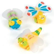 Wind-Up Winged Bugs
