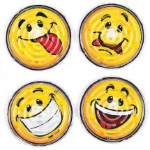 Smiley Pill Puzzles