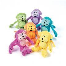 Plush Neon Monkeys