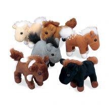 Plush Ponies