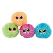 Plush Monster Hairballs