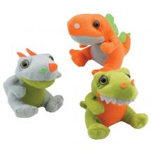 Plush Dinosaur Cuties
