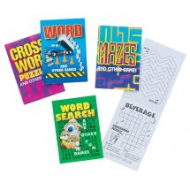 Activity and Word Game Pads