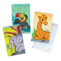 Jungle Friends Notepads