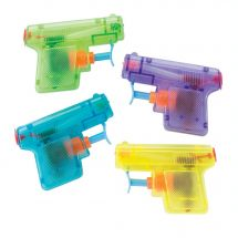 Clear Neon Squirters
