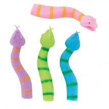 Snake Finger Puppets
