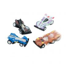 Hot Rod Pullback Racers