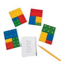 Building Block Notepads