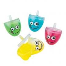 Smiley Face Putty Tops