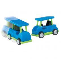 Pullback Golf Carts