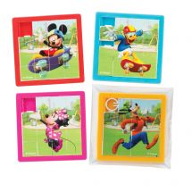 Mickey Mouse Slide Puzzles