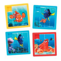 Finding Dory Slide Puzzles