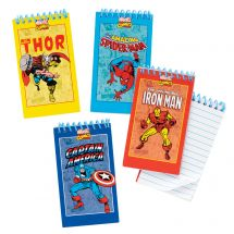Avengers Comic Notepads