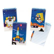 Silly Space Notepads