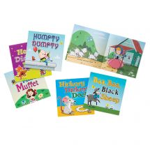 Mini Nursery Rhyme Storybooks