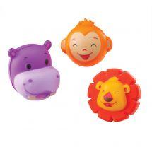 Jungle Animal Shaped Stress Toys