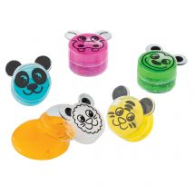 Zoo Animal Putty Pals
