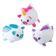 Roly Poly Mythical Horse Plush
