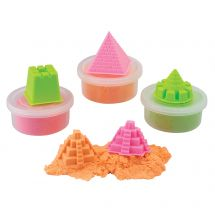 Modeling Sand Play Sets