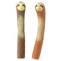 Sloth Finger Puppets