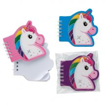 Unicorn Glitter Notepads