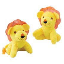 Shiny Plush Lions
