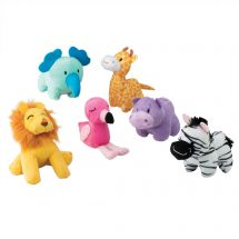 Plush Zoo Cuties