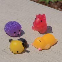 Color Change Squishy Gel Animals
