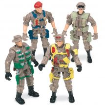 Action Soldiers