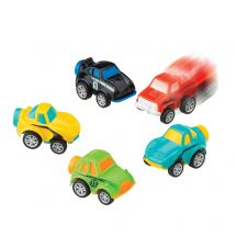 Mini Mighty Pullback Racers