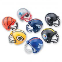 NFL MINI FOOTBALL HELMETS