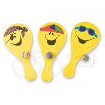 Smiley Paddleballs