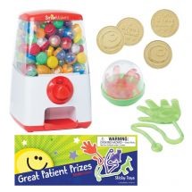 "Sticky Toy Compact 20"" Vending Machine Starter Pack"