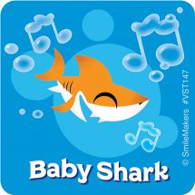 Baby Shark ValueStickers