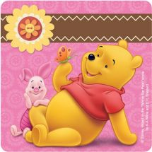 Pooh and Friends Stickers