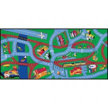 HIGHWAYS AND BYWAYS RUG