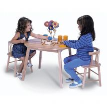 Table and 2 Chairs Set