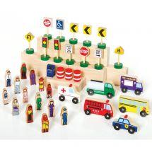 Community and Roadway Essentials Set