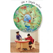 Safari Magnetic Play Table