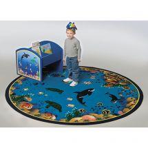 Seascape Carpet - Small