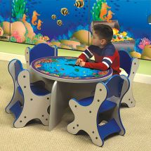 Seascape Table & Chairs