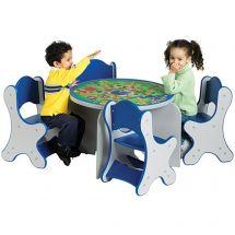 Safari Table & Chairs