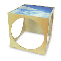 Plexitop Play House Cube