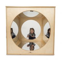 Kaleidoscope Play House Cube